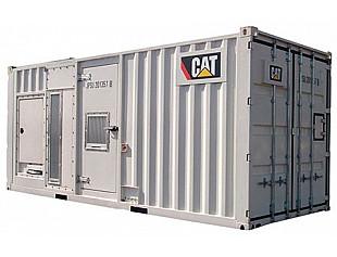 Дизель генератор Caterpillar на 1100 кВА для аренды