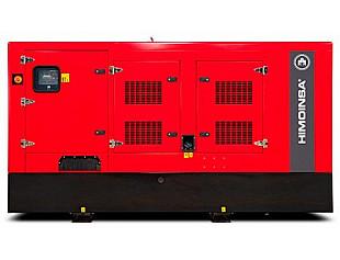 Дизельные генераторы HIMOINSA с двигателями BAUDOUIN