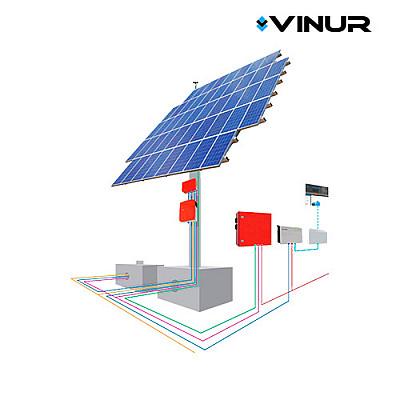 Солнечные батареи и электростанции