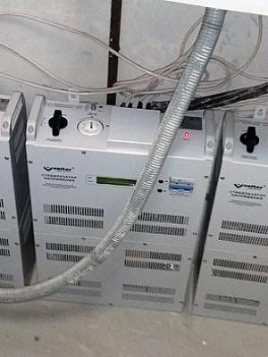 Стабилизатор напряжения 66 кВт Volter СНПТО-22 пт