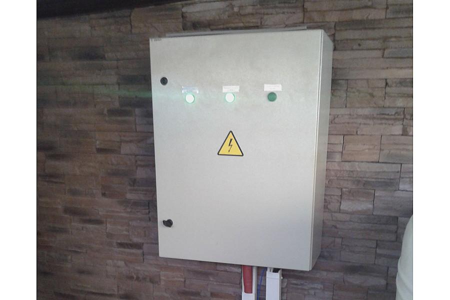 Дизельная электростанция для дома модели Europower EPS103DE