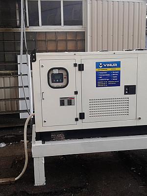 Аварийный дизель генератор мощностью 24 кВт Dalgakiran DJ33CP