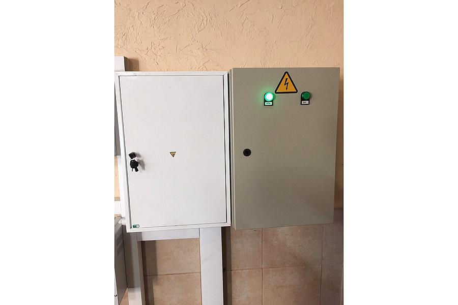 Трифазний електрогенератор дизельний FG WILSON P22E2 для приватного будинку