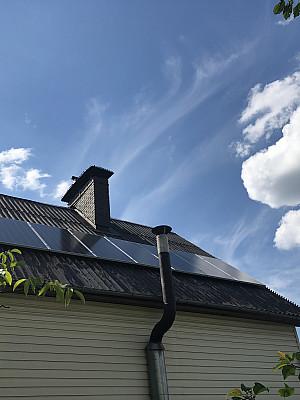 Солнечная электростанция 5 кВт для домохозяйства в Киевской области