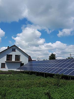 Солнечная электростанция 30 кВт под