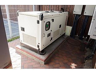 Дизель генератор 22 кВт Dalgakiran D28CP в кожухе