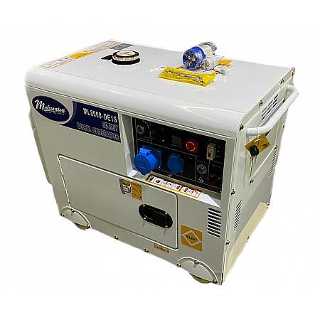 Дизельный генератор Malcomson ML8000‐DE1S - фото 2
