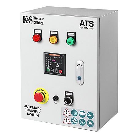 Автоматический Ввод Резерва Könner&Söhnen KS ATS 3/18HD