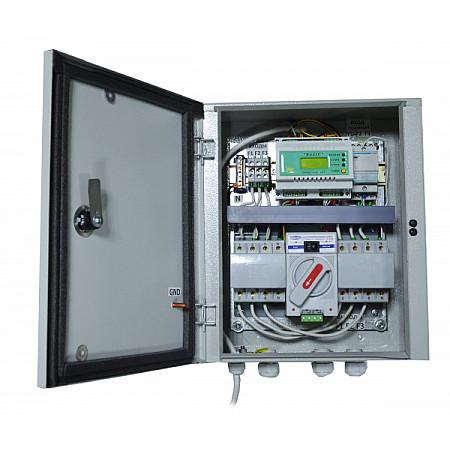 Автоматический Ввод Резерва АВР VINUR-GSM 3ф 63/63 IP54