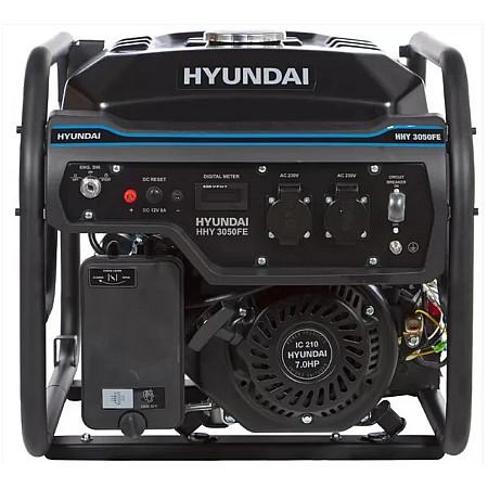 Бензиновый генератор HHY 3050FЕ - фото 2
