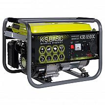 Бензиновый генератор KSB 6500C - фото 2