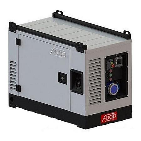Бензиновый генератор Fogo FH8000RCEA