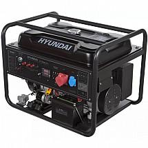 Генератор бензиновый 9,5кВт HYUNDAI HHY 12500LE-3открытого типа