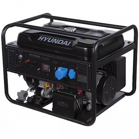 Бензиновая электростанция 9,5кВт HYUNDAI HHY 12500LEоткрытого типа
