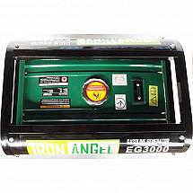 Бензиновый генератор Iron Angel EG 3000 - фото 2