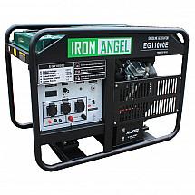 Бензиновый генератор Iron Angel EG11000E ATS