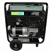 Бензиновый генератор Iron Angel EG12000E - фото 2