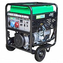 Бензиновый генератор Iron Angel EG12000EA3 + блок автоматики