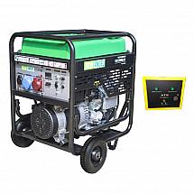 Бензиновый генератор Iron Angel EG12000EA3 + блок автоматики - фото 2