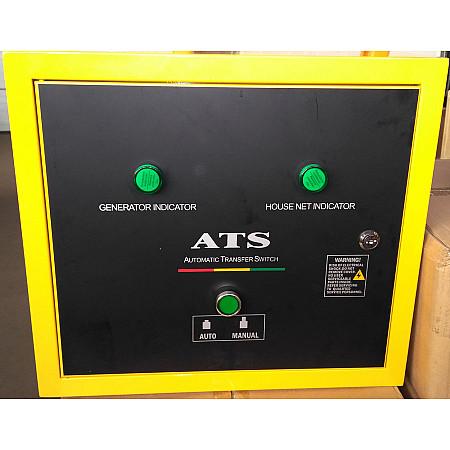 Бензиновый генератор Iron Angel EG12000EA3 + блок автоматики - фото 7