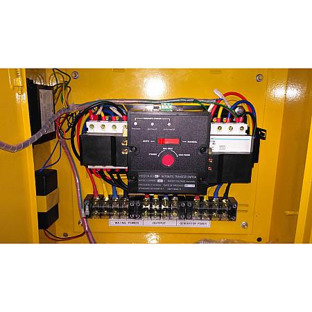 Бензиновый генератор Iron Angel EG12000EA3 + блок автоматики - фото 8