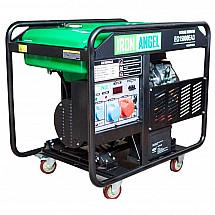 Бензиновый генератор Iron Angel EG15000EA3 + блок автоматики