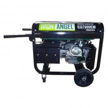 Бензиновый генератор Iron Angel EG7000EМ
