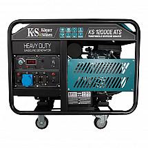 Бензиновый генератор Könner&Söhnen KS 12000E ATS