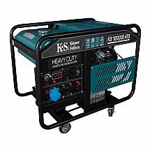 Бензиновый генератор Könner&Söhnen KS 12000E ATS - фото 2
