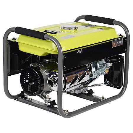 Бензиновый генератор KSB 6500CE - фото 4