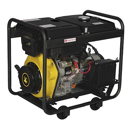 Дизельный генератор Кентавр КДГ505EК - фото 4