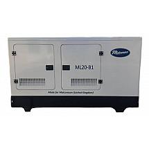 Дизельный генератор Malcomson ML20-B1