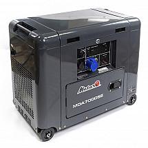 Дизельный генератор Matari MDA7000SE-ATS - фото 2