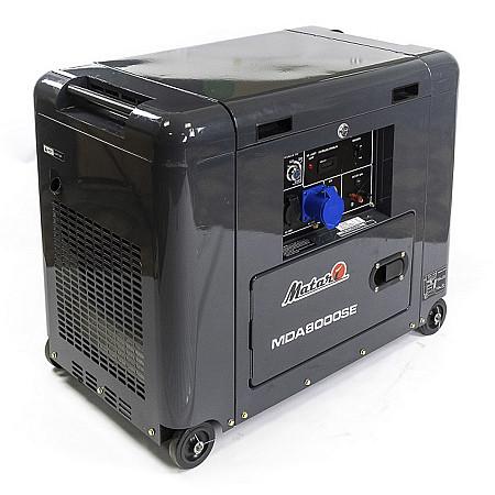 Дизельный генератор Matari MDA8000SE-ATS - фото 2