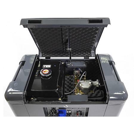 Дизельный генератор Matari MDA8000SE-ATS - фото 3