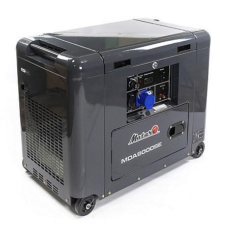 Дизельный генератор Matari MDA9000SE-ATS - фото 2