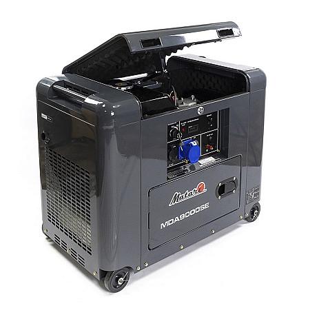 Дизельный генератор Matari MDA9000SE-ATS - фото 3