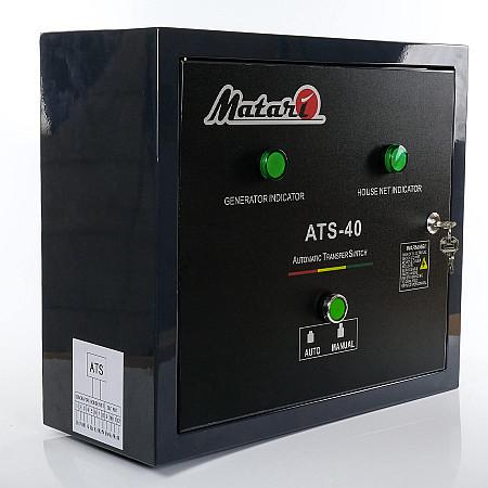 Дизельный генератор Matari MDA9000SE-ATS - фото 5