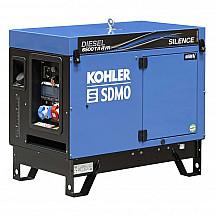 Дизельный генератор SDMO DIESEL 6500 TA SILENCE AVR C5