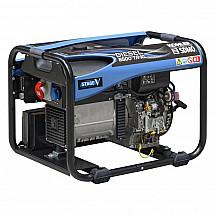 Дизельный генератор SDMO Diesel 6500 TA XL C5