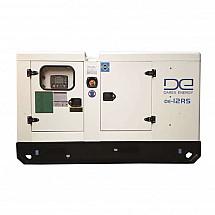 Дизельный генератор Darex Energy DE-12RS Zn