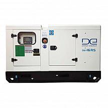 Дизельный генератор Darex Energy DE-16RS Zn