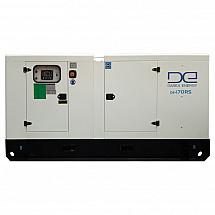 Дизельный генератор Darex Energy DE-170RS Zn