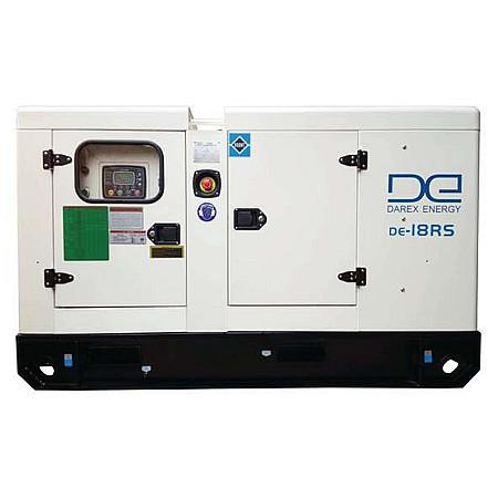 Дизельный генератор Darex Energy DE-18RS Zn