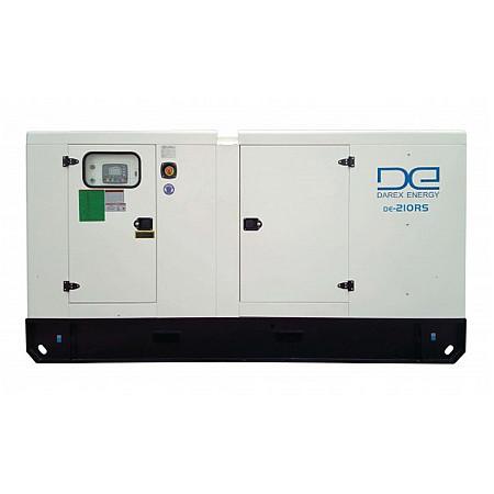 Дизельный генератор Darex Energy DE-210RS Zn