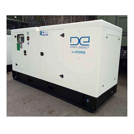 Дизельный генератор Darex Energy DE-210RS Zn - фото 3