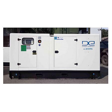 Дизельный генератор Darex Energy DE-210RS Zn - фото 4