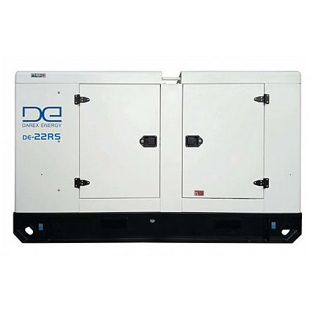 Дизельный генератор Darex Energy DE-22RS Zn