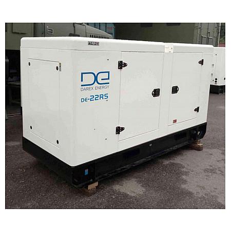 Дизельный генератор Darex Energy DE-22RS Zn - фото 3