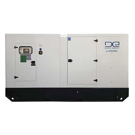 Дизельный генератор Darex Energy DE-250RS Zn